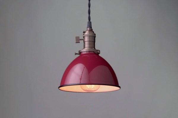 wide industrial pendant lighting # 65