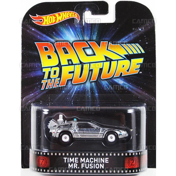 Time Machine Mr Fusion Back To The Future 2015 Hot