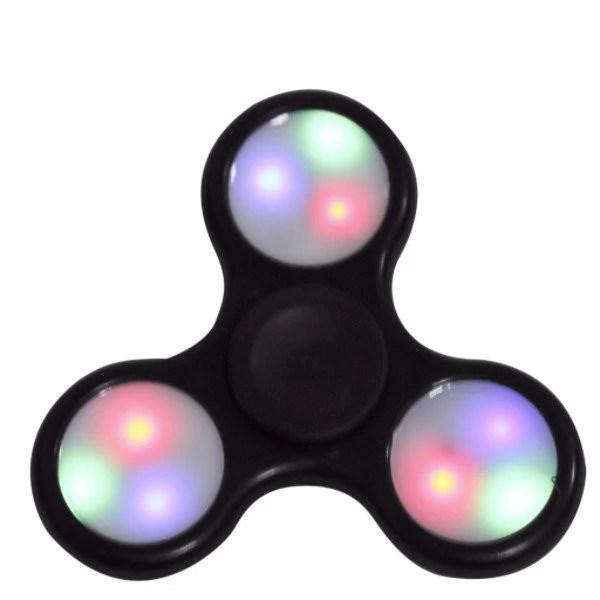 Fidget Spinner Lights
