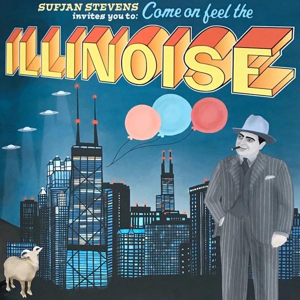 Sufjan Stevens Illinois Robotic Empire