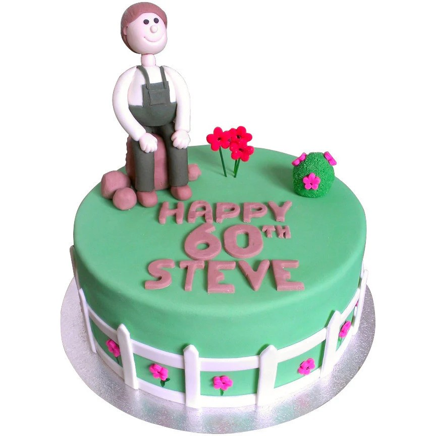 60th Birthday Cake 163 99 95 Buy Online Free Uk Delivery