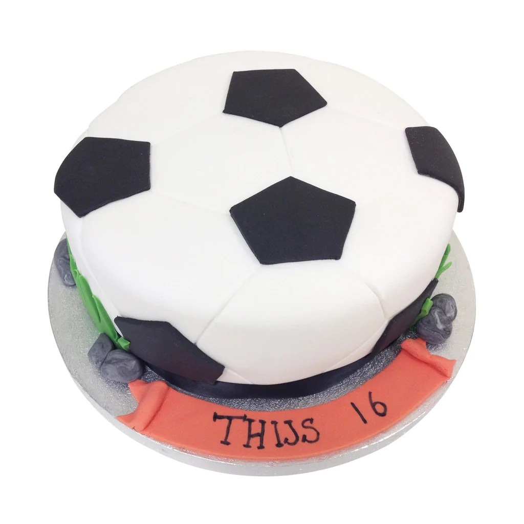 Football Cake Buy Online Free Uk Delivery New Cakes
