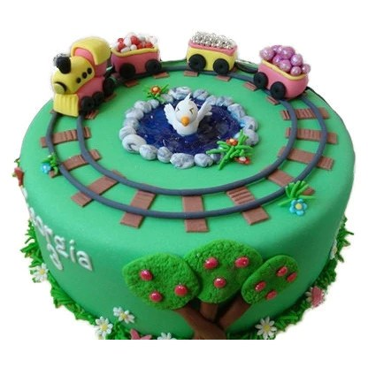 Train Cake Buy Online Free Uk Delivery New Cakes