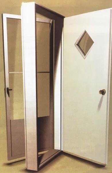 Elixir Industries Series 6000 Combination Door R H L H 4