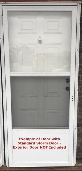 Elixir Storm Doors M Amp L Mobile Home Supply