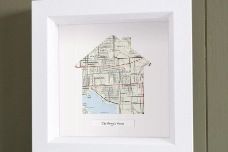 Online Interactive Map Wallpapers Map Frames - Framed us wall map