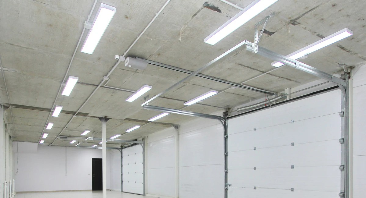 Led Garage Shop Lights
