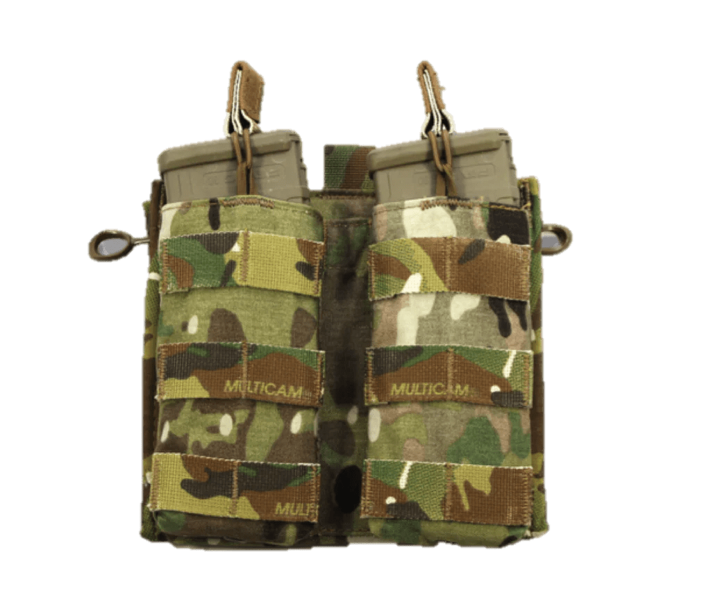 5 56 Drop Down Admin Pouch Double High Ground Gear