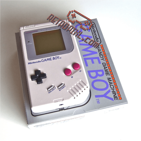 Nintendo Game Boy   Original     RetroPixl Nintendo Game Boy   Original