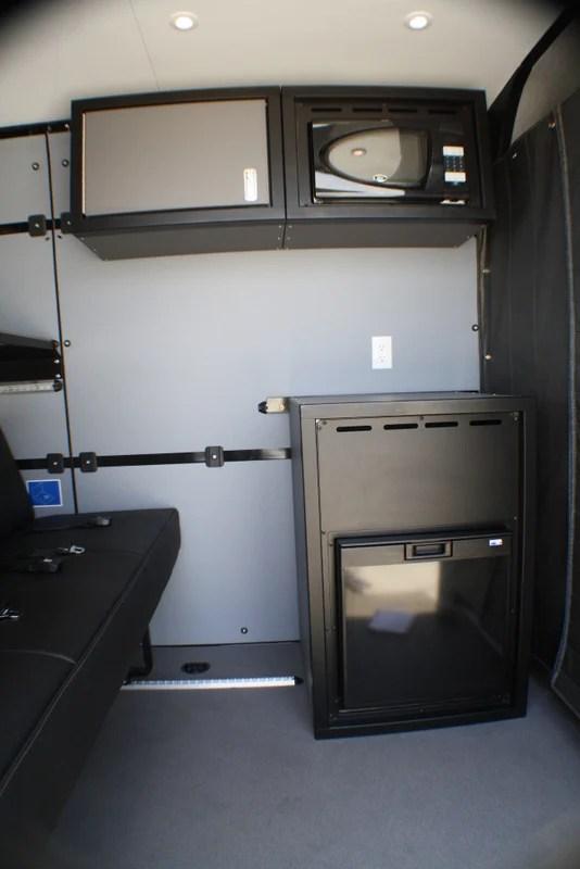 Townley Sprinter Van 144 Quot Cargo Comfort Rb Components