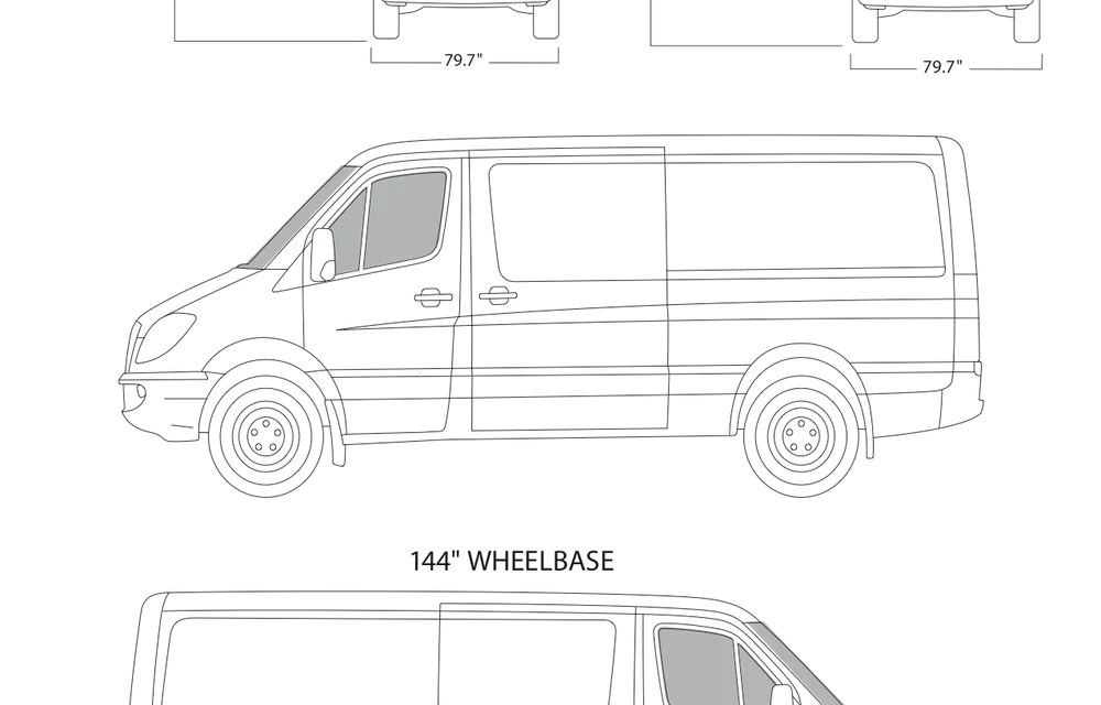 Dodge RAM ProMaster Interior Fit Guide American Van Dodge RAM ProMaster  Interior Fit Guide Mercedes Sprinter Vs Dodge ProMaster A Vanlife Conundrum  Review ...