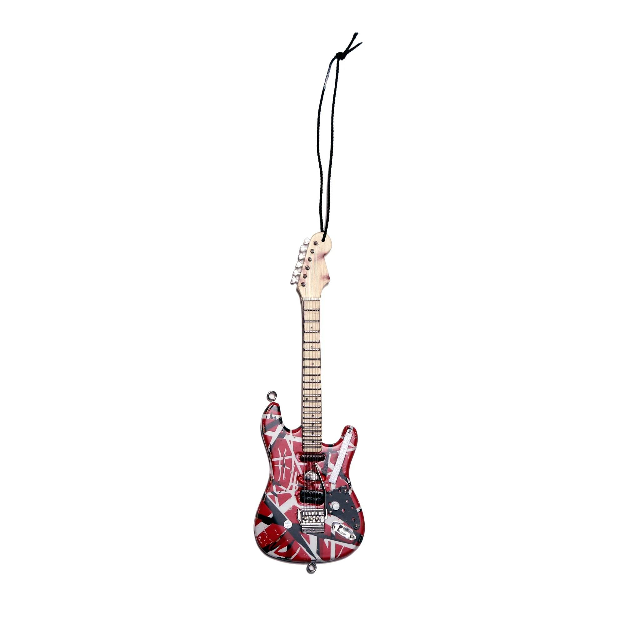 EVH Mini Frankenstein Ornament – Eddie Van Halen Merch