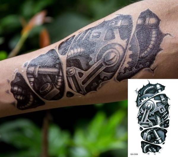 Bow Ties Skulls Tattoos