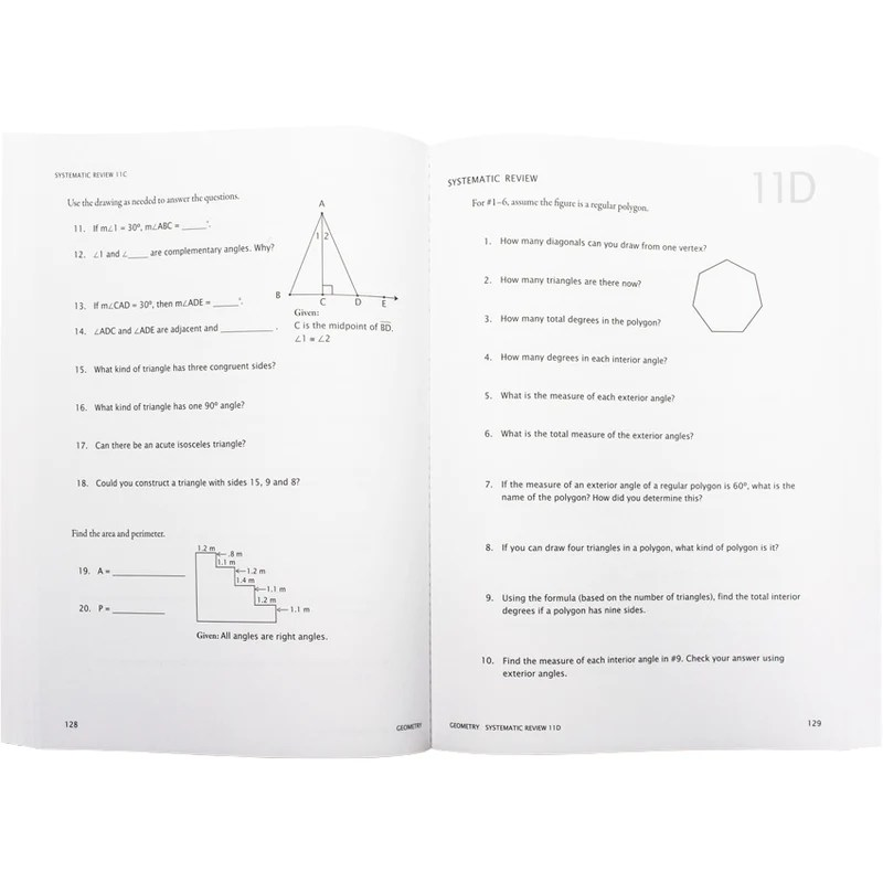 Logic High Puzzles Geometry School Math