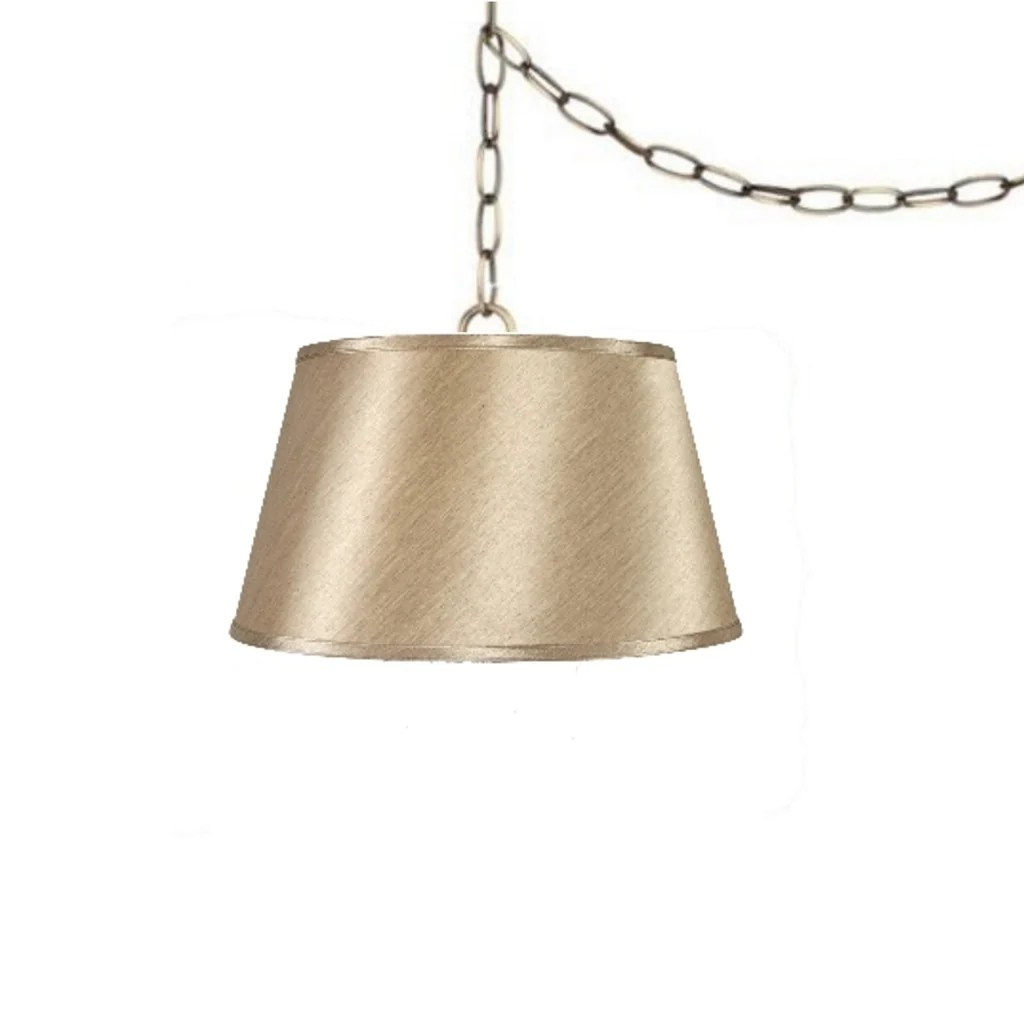 Ceiling Fan Drum Light