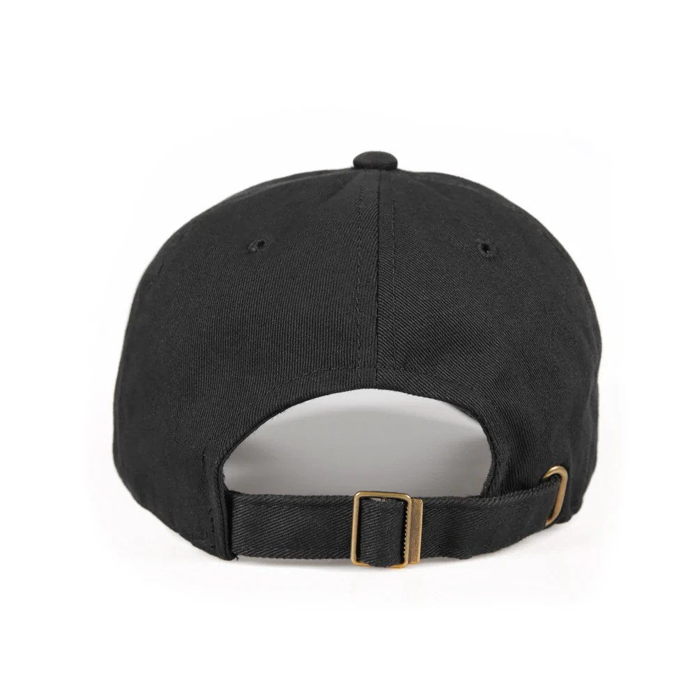 Damb Dad Hat Black Smii7y Official Merch Powered