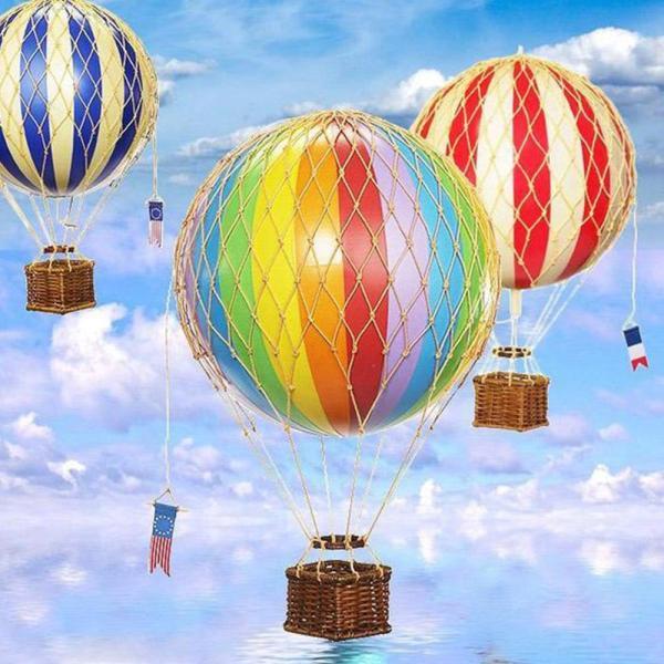 hot air balloon # 62