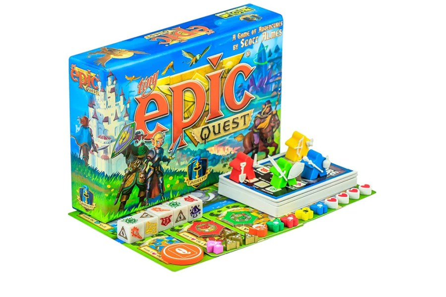 Tiny Epic Quest Fantasy Board Game  A Small Box Adventure     PC Butlers     Tiny Epic Quest Fantasy Board Game  A Small Box Adventure
