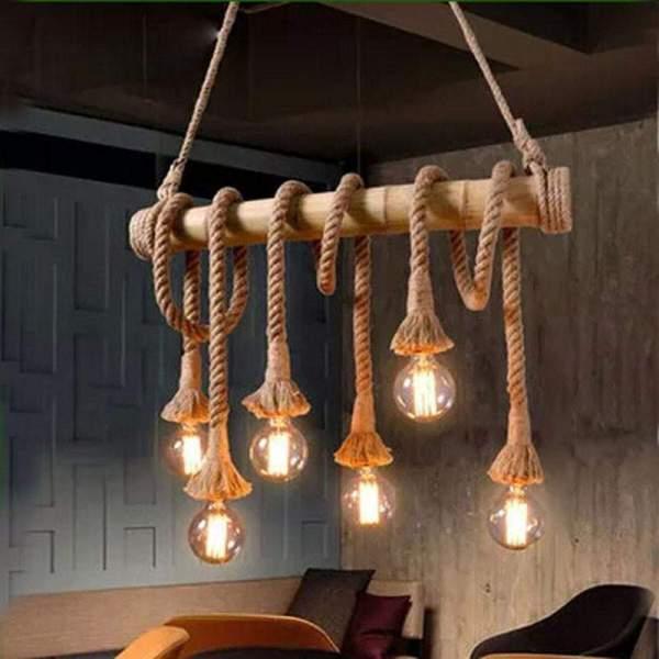 pendant lighting rope # 75