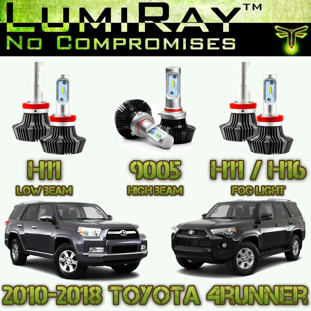 Toyota 4runner Fog Light Bulb