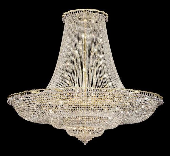 crystal chandelier # 18