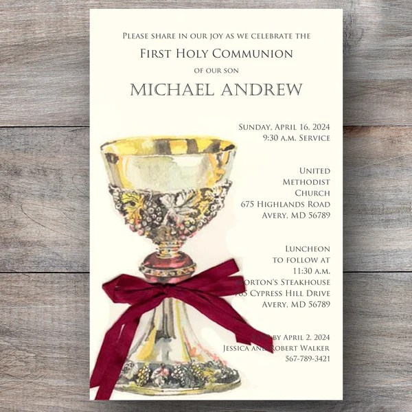 Custom Invitations Long Island
