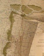 HD Decor Images » Map of the Woodbine  formation  Artesian Reservoirs of the Black and     Map of the Woodbine  formation  Artesian Reservoirs of the Black and Grand  Prairies of