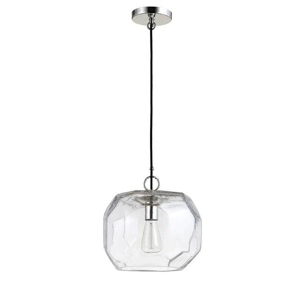 geometric mini pendant light # 83