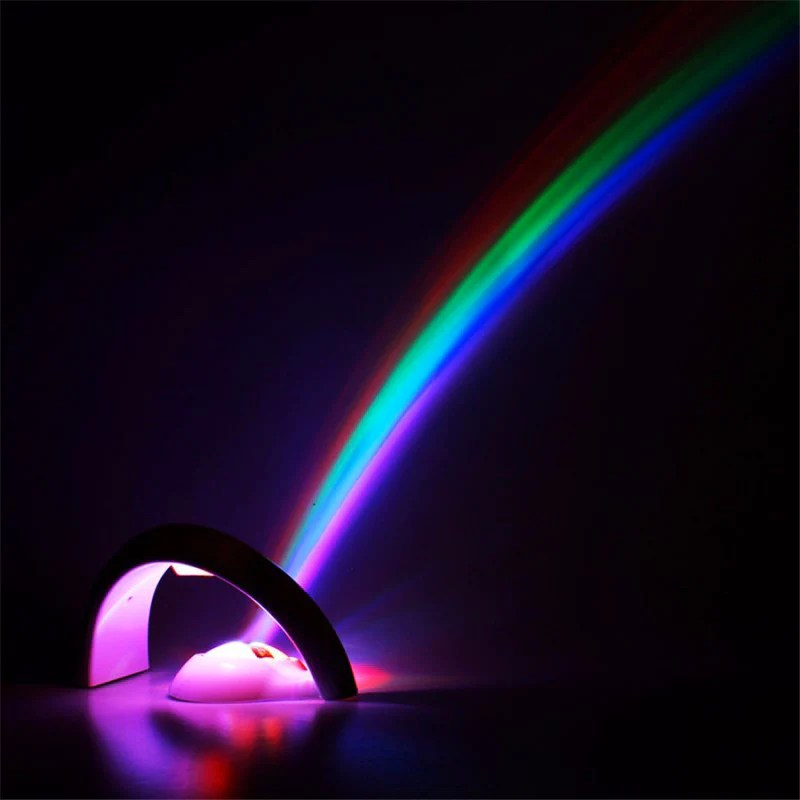 Rainbow My Room Led Laser Projector Night Light