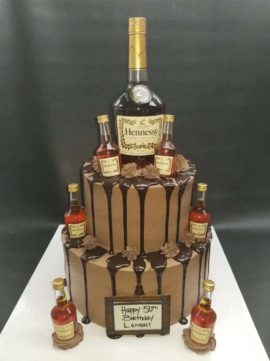 Hennessy Cake B0839 Circo S Pastry Shop