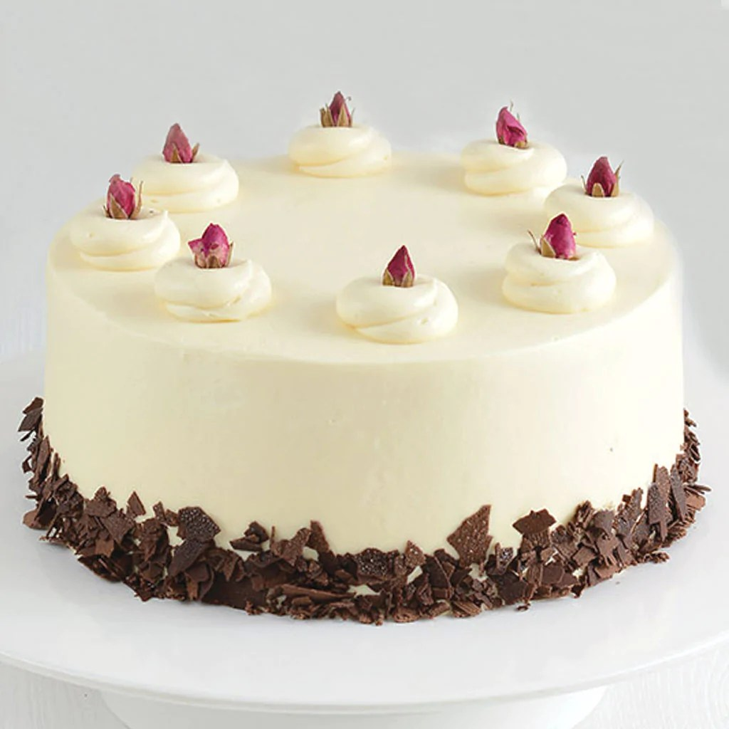 Light Red Velvet Cake