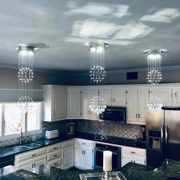 crystal chandelier for kitchen # 83