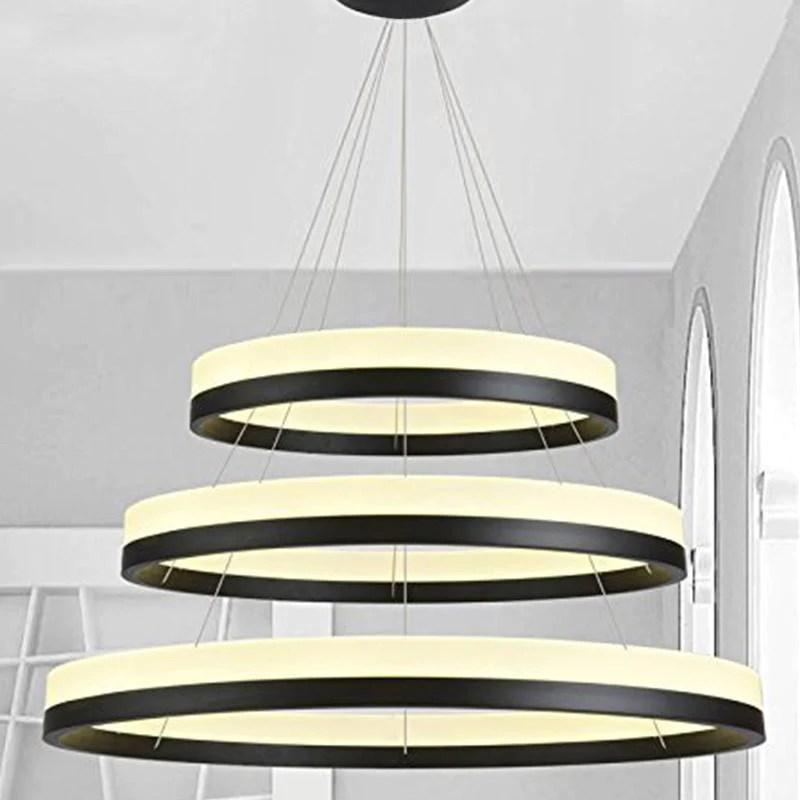 Three Pendant Light Fixture