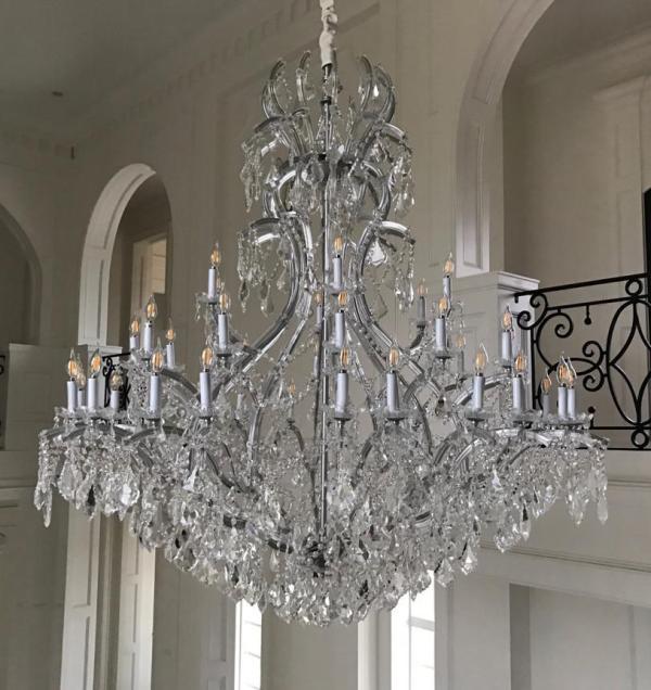 crystal chandelier for foyer # 28