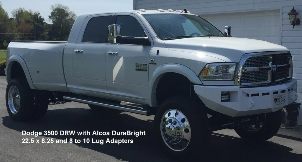 Semi Truck Wheel Adapters