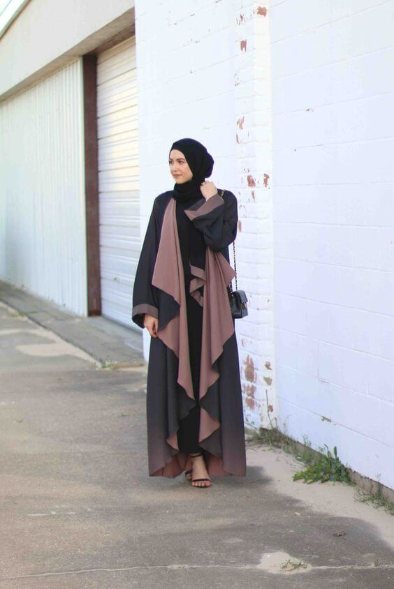 Model Baju Renda Abaya 22