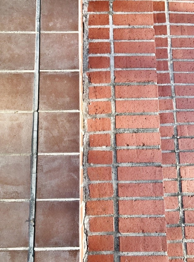 How To Diy Painted Brick Steps And Porch Thistlewood Farm | Painting Exterior Concrete Steps | Wood | Cement | Behr | Curb Appeal | Coating
