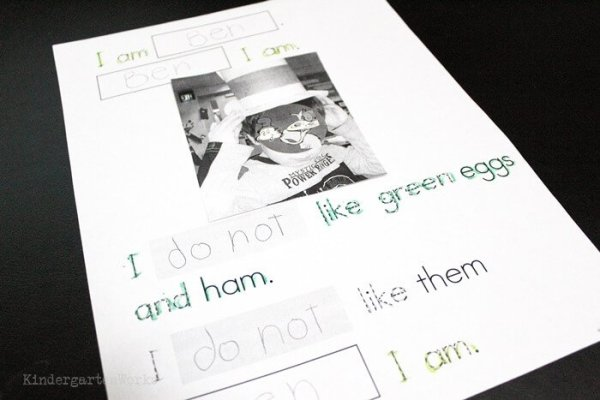 green eggs and ham pdf # 70