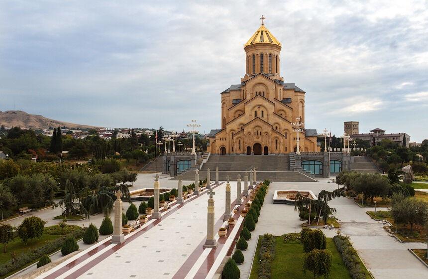 تعمید گرجستان