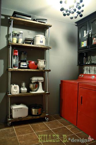10 Diy Industrial Shelf Ideas
