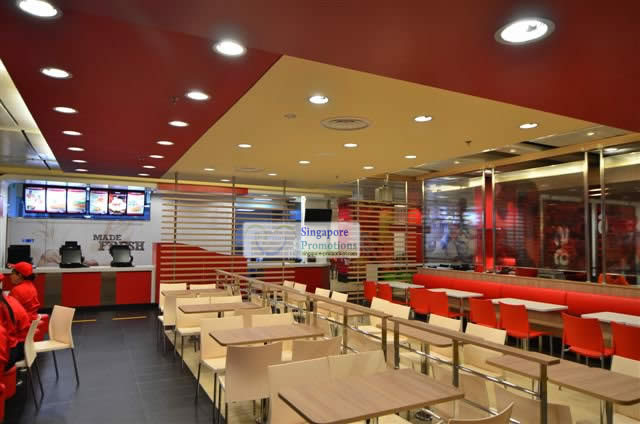 Fast Food Restaurants Us