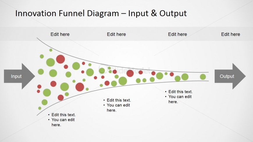 8141 01 Innovation Funnel 9 Slidemodel