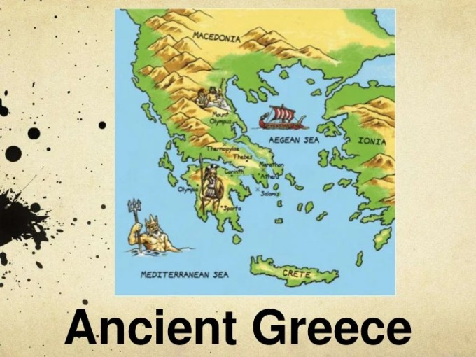Ancient Greece World History