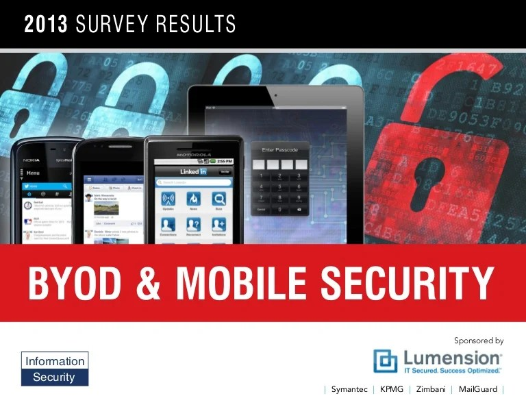 Mobile Security Report