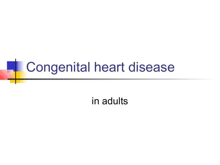 congenital heart disease in adults - 768×576