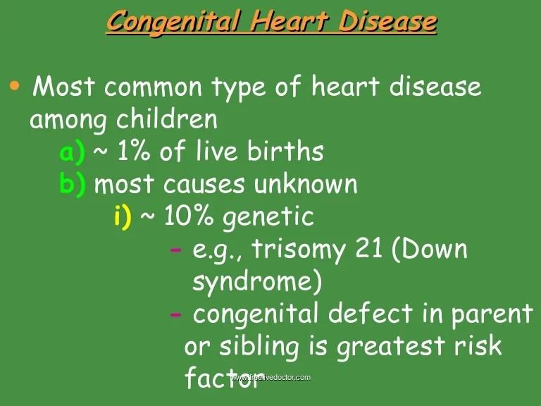 congenital heart failure - 728×546