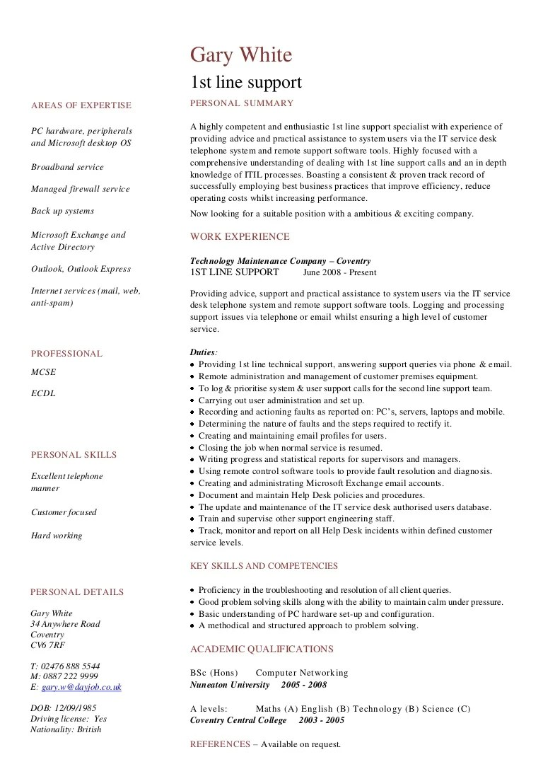 Letter Culinary Sample Recommendation