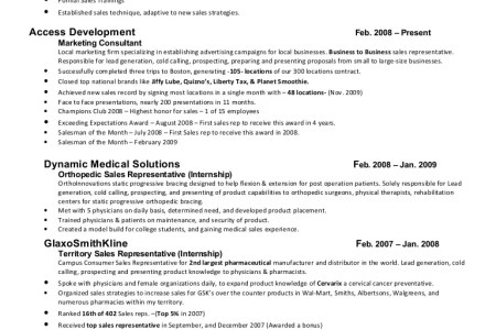 References on Resume » pharmaceutical sales certification ...