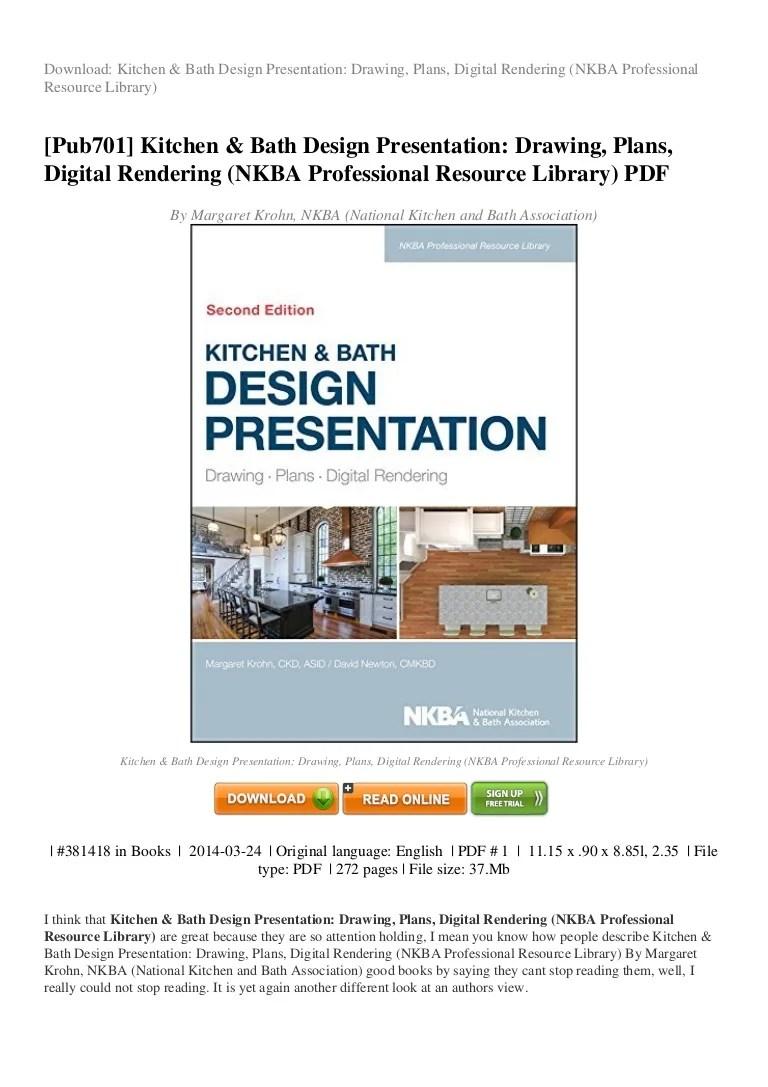 Kitchen And Bath Design Presentation Pdf