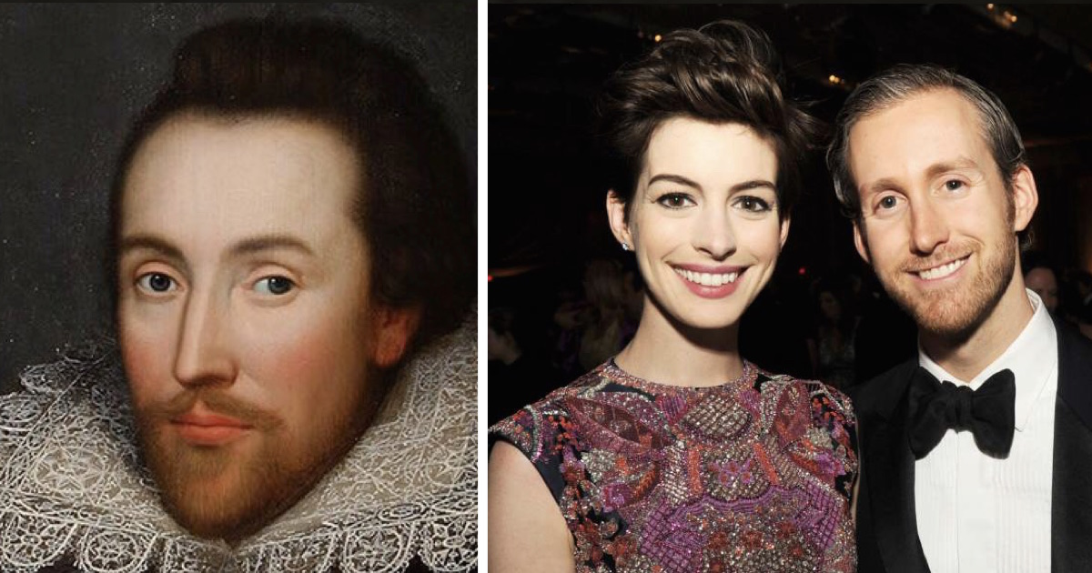 This conspiracy theory about Anne Hathaway and William ...